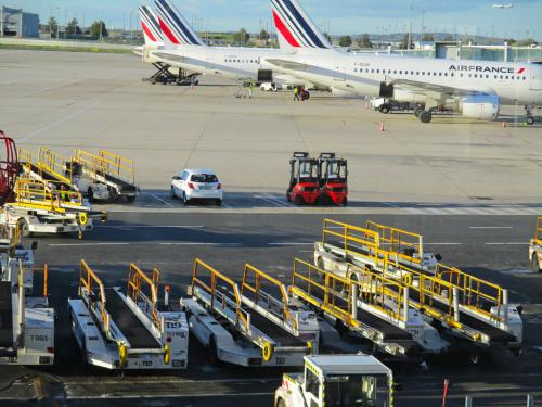 Aéroport Paris CDG
